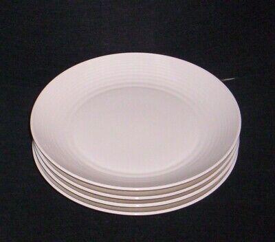 Royal Doulton Gordon Ramsay Maze  White Assiette Bowl NEW Set of 4 Gordon Ramsay Maze