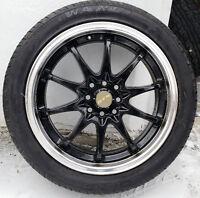 4 mags  rtx 17'' + pneus d'été (215-45-17)