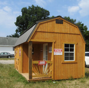 Built with Mennonite Craftsmanship, Old Hickory Buildings & Shed