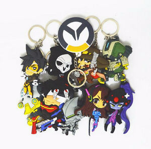 Brand New Overwatch Keychains