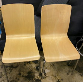Bentwood Chairs only £10 each. Real Bargains Clearance Outlet Leiceste