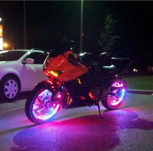 One of a kind starter bike