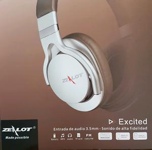 Headphones, Zealot B5 Over Bluetooth Ear Headphones