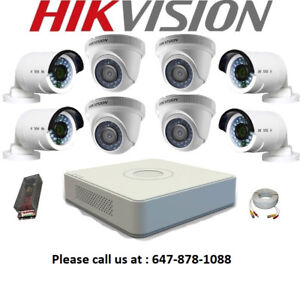 ★.★ Hikvision - Security Cameras installation / upgrading ★.★