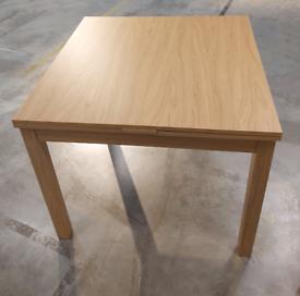 BJURSTA Extendable table, oak, £69.30, IKEA Reading, #bargincorner