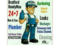 7 Days A Week, Handyman, Plumber, Electrician, Painter And Etc