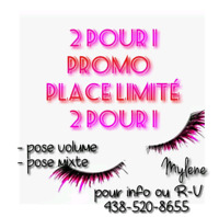 Extension de cils•Rehaussement~Lash lift•Eyelashes extensions