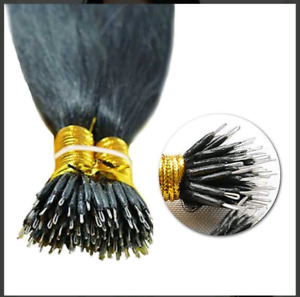 20 inch asain nano ring hair extensions