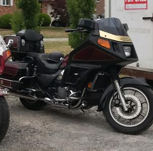 REDUCED 1984 Kawasaki voyager $2O00OBO