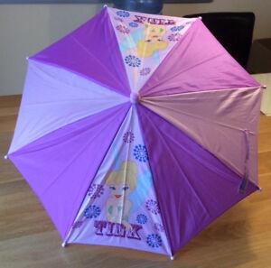 Parapluie d'enfant Tinker Bell Disney .