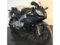 2016 16 APRILIA RS 4 50 RS4 2 STROKE MOPED LEARNER LEGAL PROJECT/TRADE SALE CATN