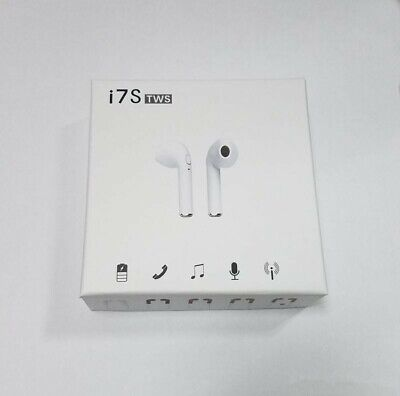 i7s TWS Wireless Headphones Bluetooth 5.0 Stereo Earbuds Sport with Charging Box