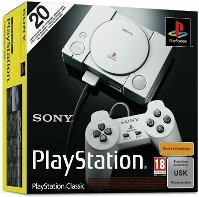 PlayStation Classic Console USED VERY GOOD CONDITION
