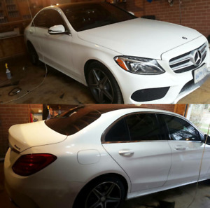 PICKERING CAR WINDOW TINTING SPECIAL