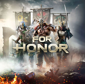 For Honor or Tom Clancy's Ghost Recon® Wildlands (UPlay CD Key)