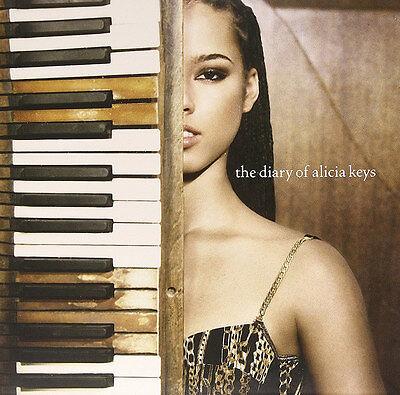 Brand New  The Diary Of Alicia Keys  Double Lp  Alicia Keys  Vinyl  Dec 2003