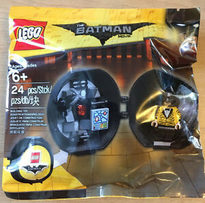 *SUPER RARE* LEGO Batman Movie - Battle Pod Polybag 5004929
