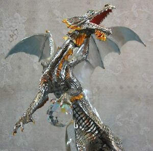 FRANKLIN MINT DRAGONS AND CABINET Kitchener / Waterloo Kitchener Area image 3