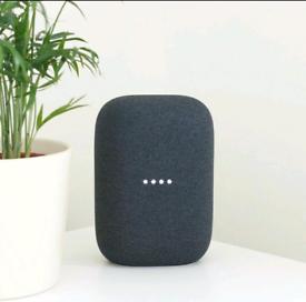 Google Nest Audio Charcoal (Sealed)