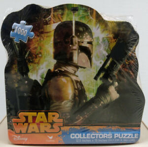 New Star Wars Collectors Puzzle 1000 Pieces Children Youth Kids