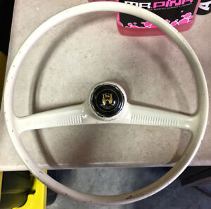 Volkswagen Beetle Steering Wheel
