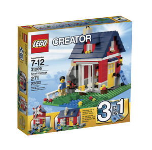 LEGO 31009 Small Cottage West Island Greater Montréal image 1