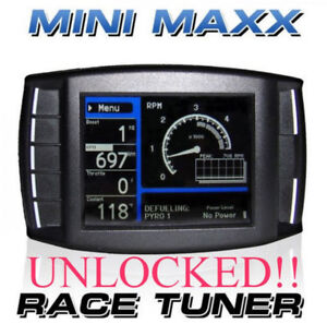 H&S Mini Maxx DPF Delete Race Tuner Ford, GM & Dodge Chevy