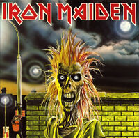 WANTED: IRON MAIDEN vinyl records and other hard rock vinyl