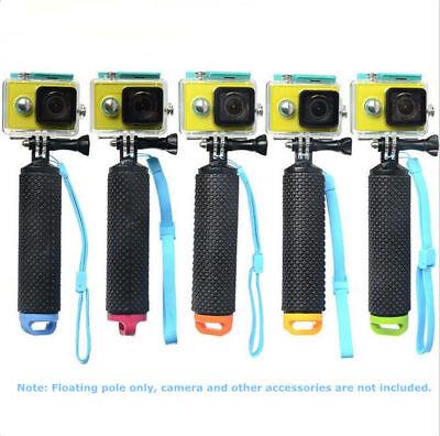 Rubber Foam Floating Selfie Stick Monopod Hand Grip for GoPro Hero 5 4 SJCAM US for sale  Rowland Heights