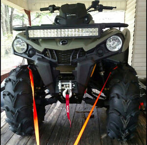 "***NEW IN BOX 20"" CREE LED LIGHT BAR WITH HARNESS*** St. John's Newfoundland image 5"