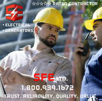 Electrician - Licensed & Insured