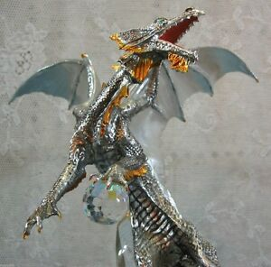 FRANKLIN MINT DRAGONS AND CURIO CABINET Kitchener / Waterloo Kitchener Area image 4