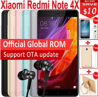Original 5 5  Xiaomi Redmi Note 4X Pro Snapdragon 625 64Gb Octa Core Fingerprint