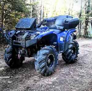 09 yamaha grizzly eps for sale!
