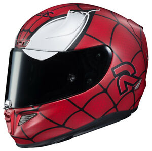BRAND NEW CASQUE HJC RPHA 11 PRO MARVEL HELMET (medium)