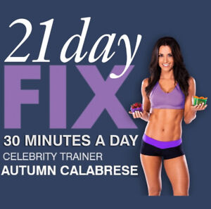 """Autumn Calabrese's """"21 Day Fix"""" / """"21 Day Fix"""" Extreme Workouts"""
