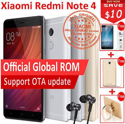 Original 5 5  Xiaomi Redmi Note 4 Pro Prime 3Gb 64Gb Deca Core Miui 8 Smartphone