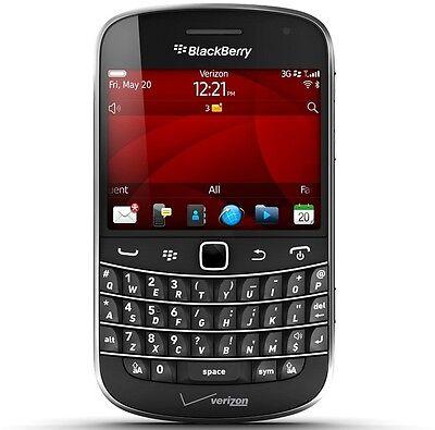 BlackBerry Bold Touch 9930 - Unlocked WORLD GSM Smartphone BLACK