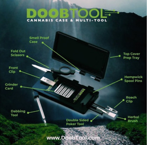 DOOBTOOL: Cannabis Case & Multi-tool!