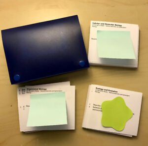 GRE Biology Test Flashcard Study System