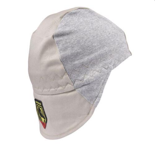Revco FR Welding Cap Hat AH1630 S M LG Black Stallion Stretch Fit W/Hidden Bill