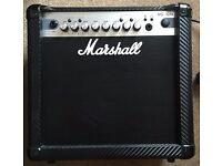 Marshall MG15 CFX Guitar Amplifier