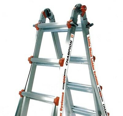 26 1A Classic Champion Little Giant Ladder Bundle - Brand NEW!