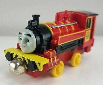 2009 Thomas & Friends Take-N-Play Along Victor Diecast Train Steamworks R9465