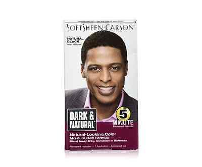 Dark and Natural Men