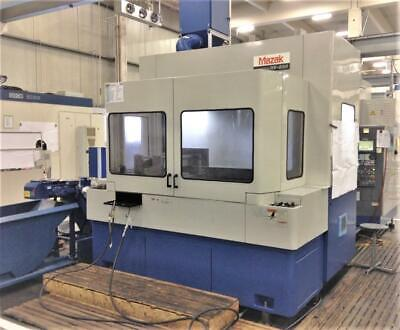 1999 Mazak Hv630 5 Axis Machining Center- 115046