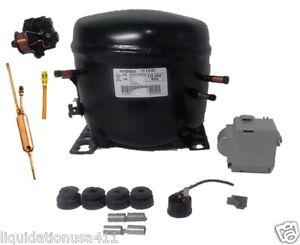 A Maytag Jenn Air Fridge Replacement Compressor Motor Kit