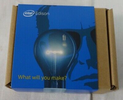 Intel Edison Developer Kit For Arduino Mini Breakout Board
