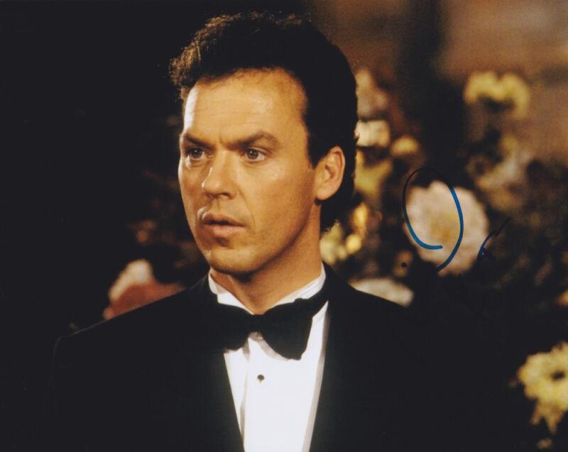 Michael Keaton (batman) Signed Authentic 8x10 Photo Coa