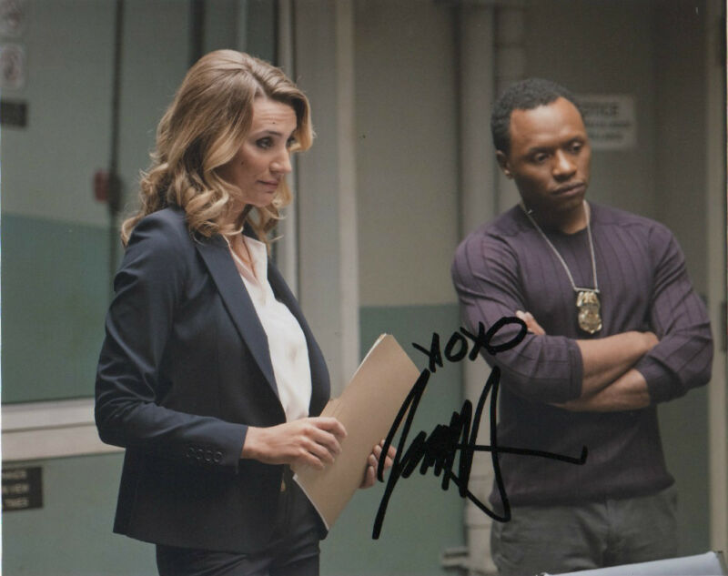 Jessica Harmon IZombie Autographed Signed 8x10 Photo COA